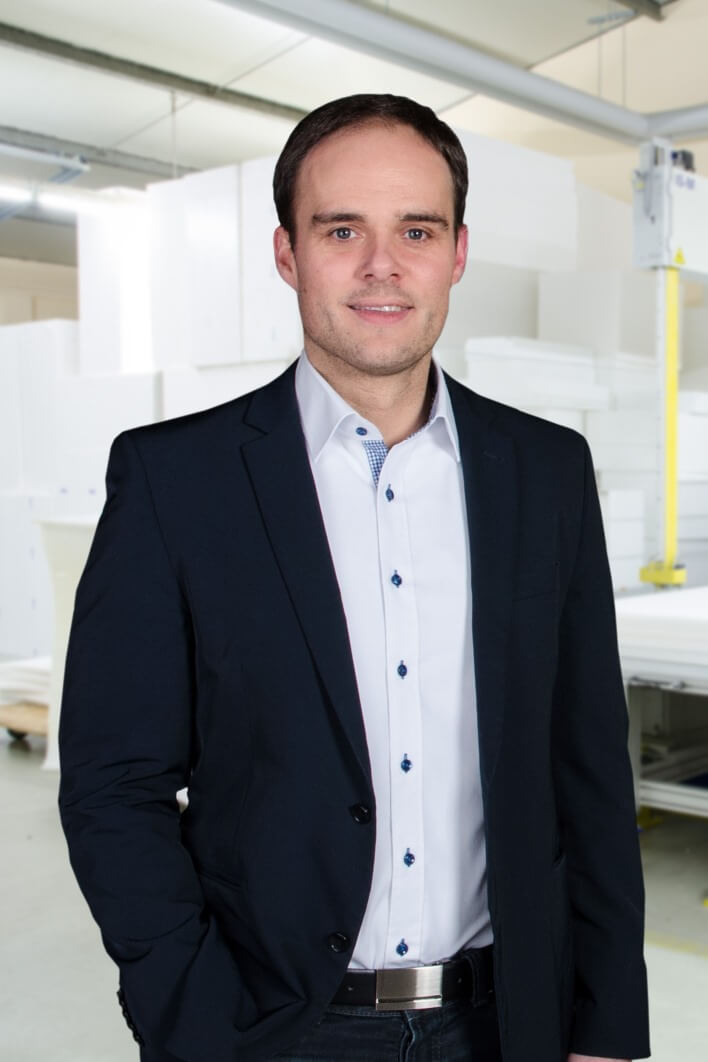 Heiko Pütz, Sales Manager